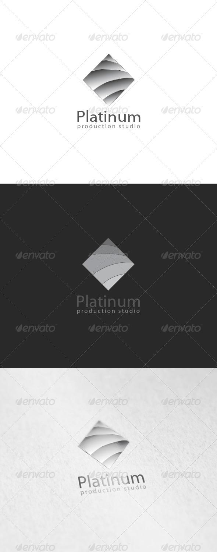 GraphicRiver Platinum Logo 6002844