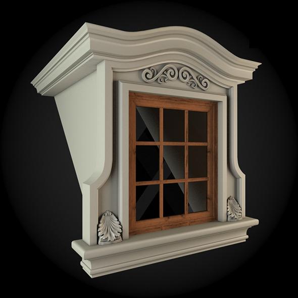 3DOcean Window 100 6009494