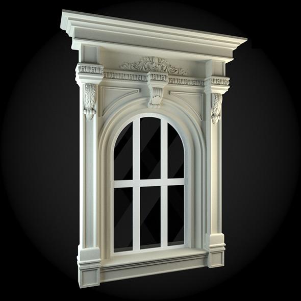 3DOcean Window 071 6009523