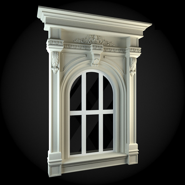 Window 071 - 3DOcean Item for Sale