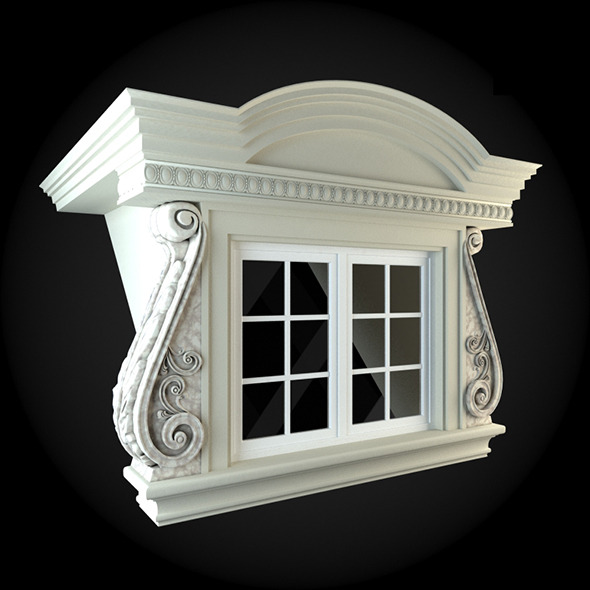 3DOcean Window 099 6009528