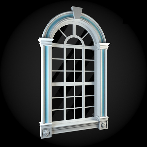 3DOcean Window 072 6009540