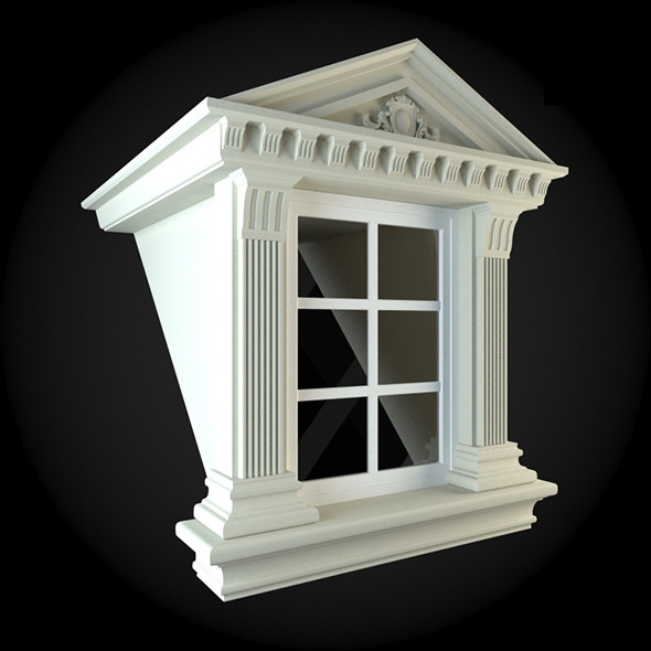 3DOcean Window 098 6009554