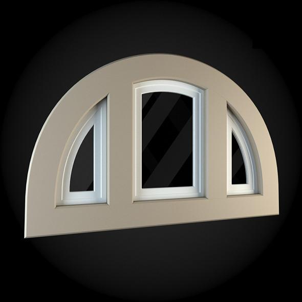 Window 075 - 3DOcean Item for Sale