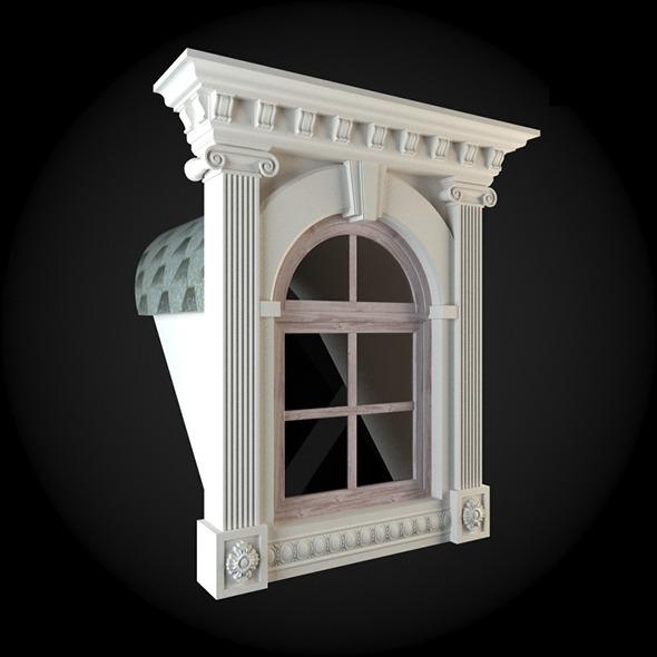 3DOcean Window 097 6009580
