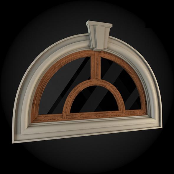 Window 076 - 3DOcean Item for Sale
