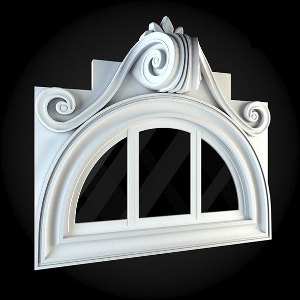 3DOcean Window 077 6009742