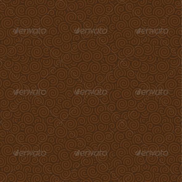 GraphicRiver Swirls Seamless Pattern Background 6009808