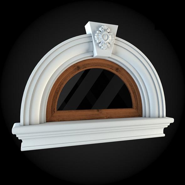 Window 082 - 3DOcean Item for Sale