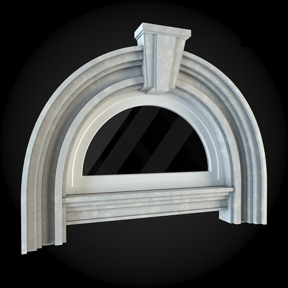 Window 083 - 3DOcean Item for Sale