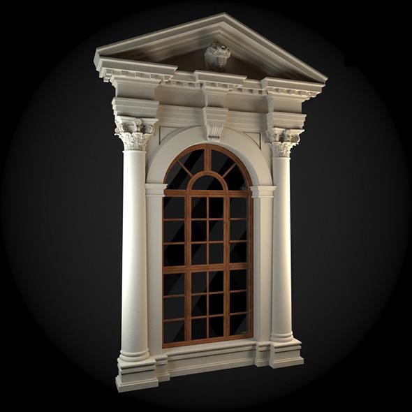 3DOcean Window 084 6010379