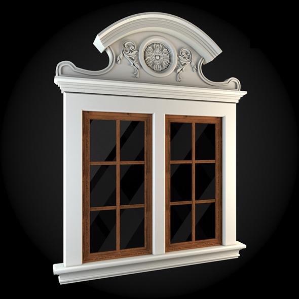 Window 085 - 3DOcean Item for Sale