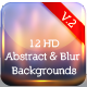 HD Abstract and Blur Backgrounds V.2 - GraphicRiver Item for Sale