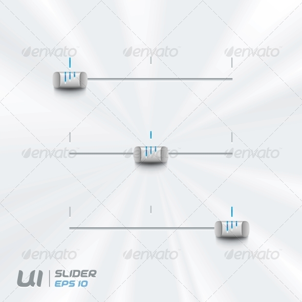 GraphicRiver Slider Scroll Bar 6012215