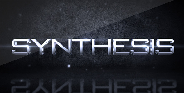 Synthesis Logo Reveal