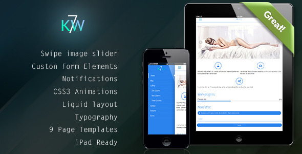 ThemeForest KW7 6012460