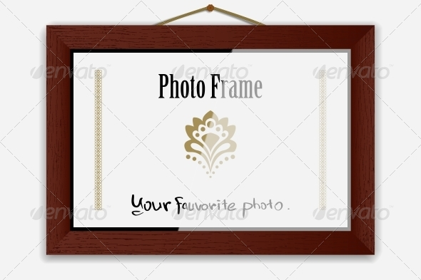 GraphicRiver Photoframe on Nail 6014421