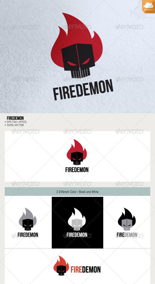 GraphicRiver FireDemon 5991174