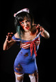 Zombie Sailor Pin Up - PhotoDune Item for Sale