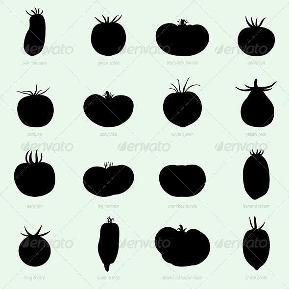 GraphicRiver Tomatoes 6016205
