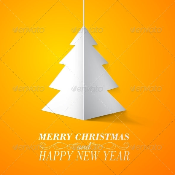 GraphicRiver Christmas Tree 6017671