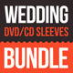 Wedding DVD / CD Sleeves Bundle - GraphicRiver Item for Sale