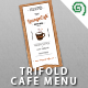 Vintage Coffee House Menu Template - GraphicRiver Item for Sale