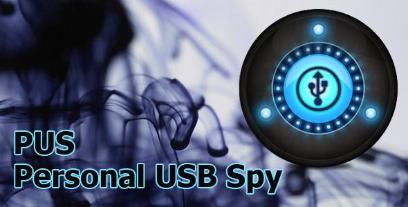 CodeCanyon Personal USB Spy 5991553