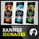 Multipurpose Black Friday Banner Signage 1 - GraphicRiver Item for Sale