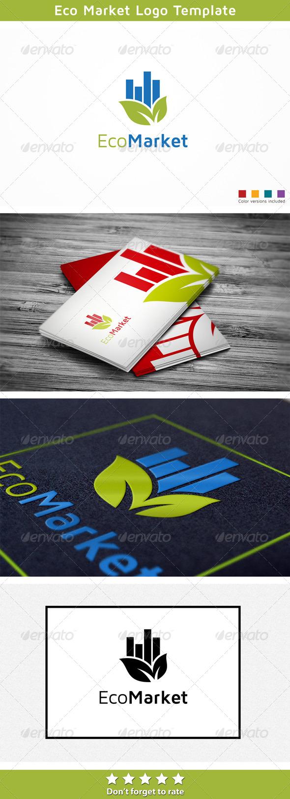 GraphicRiver Marketing Logo 6019287