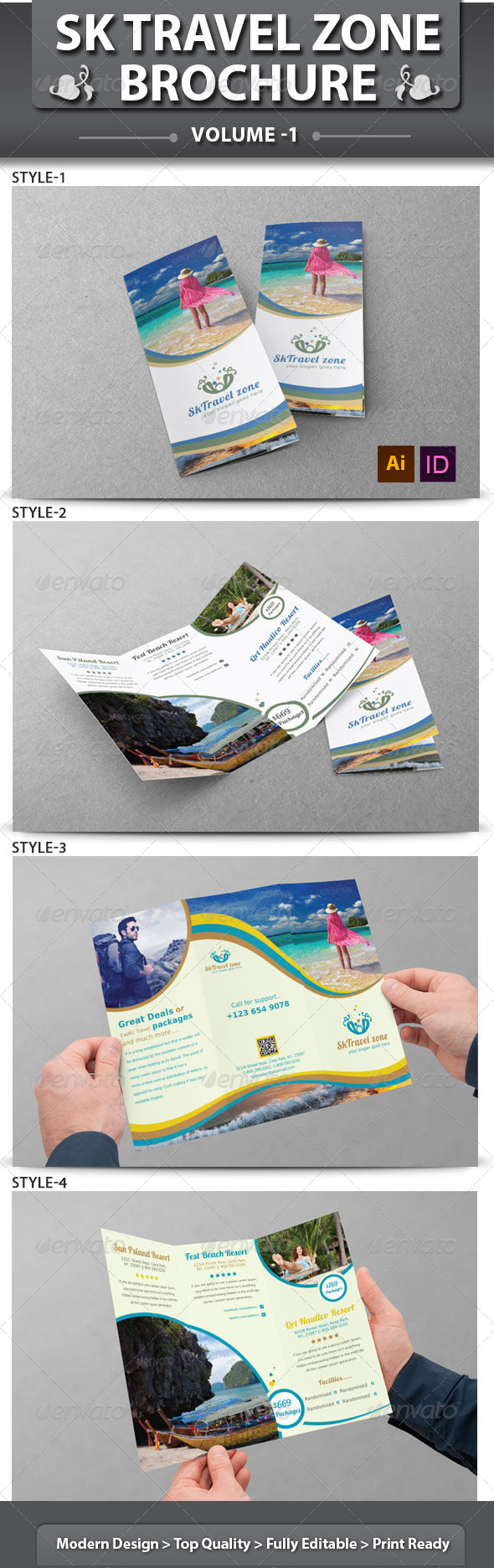 GraphicRiver Sk Travel zone Brochure v1 6019727
