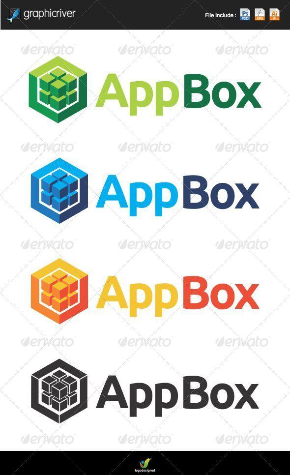 GraphicRiver App Box 6004820