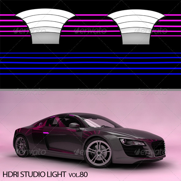 3DOcean HDRI Light 80 6020951