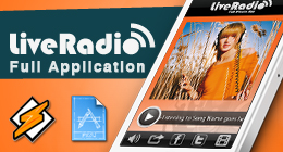 Live Radio App