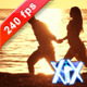 Couple At Sunset - VideoHive Item for Sale