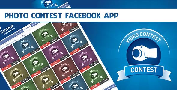 CodeCanyon Video Contest Facebook App 6002671