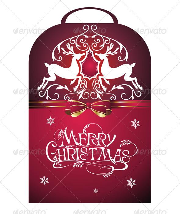 GraphicRiver Christmas Card 6022921