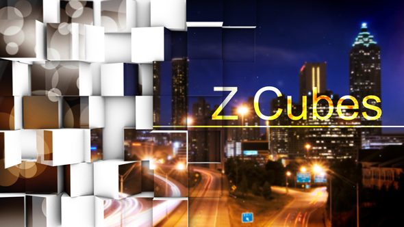 Z Cubes Transition