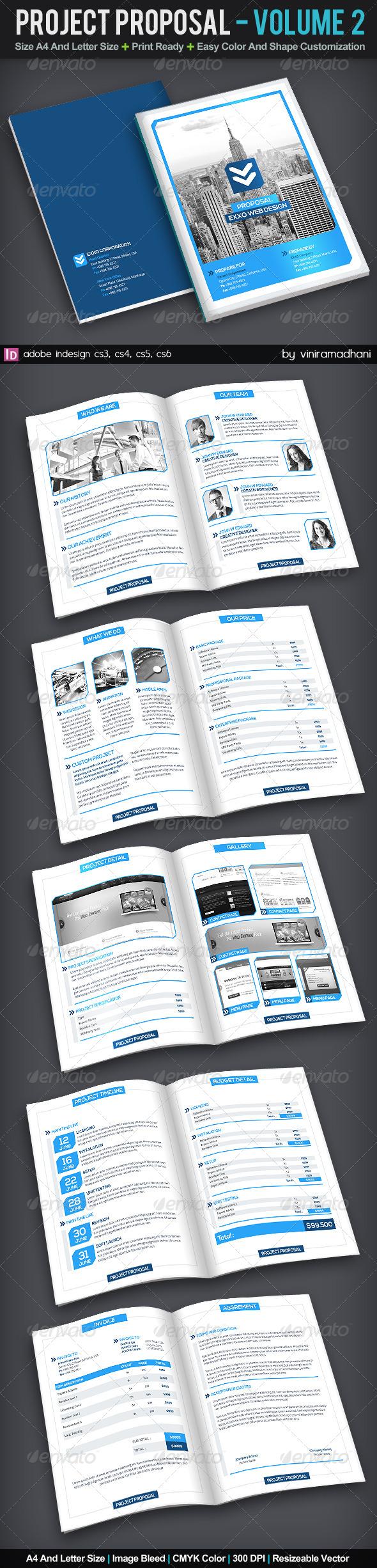 GraphicRiver Proposal Template Volume 2 6023917