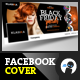 Multipurpose Black Friday Facebook Cover 1 - GraphicRiver Item for Sale