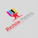 Redstar Painting Logo - GraphicRiver Item for Sale