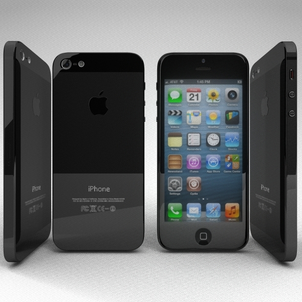 3DOcean Iphone 5 6026295