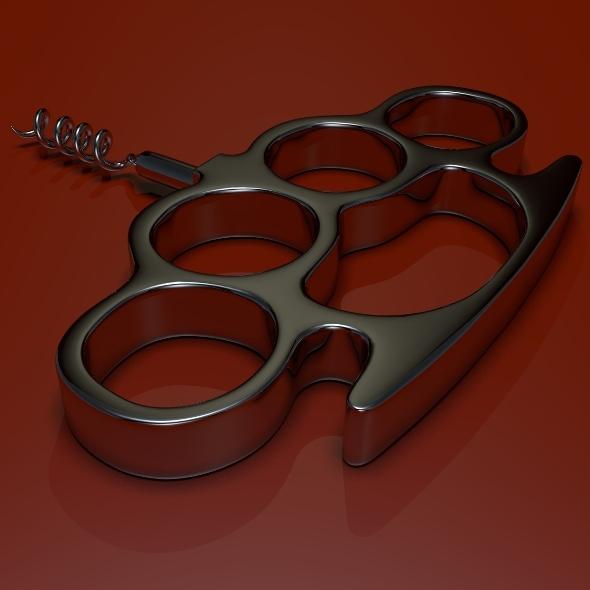 Corkscrew - 3DOcean Item for Sale