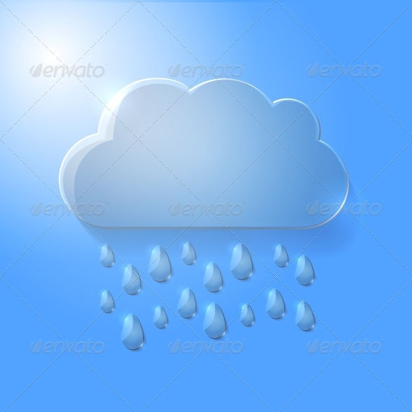 GraphicRiver Glass Cloud 6029009