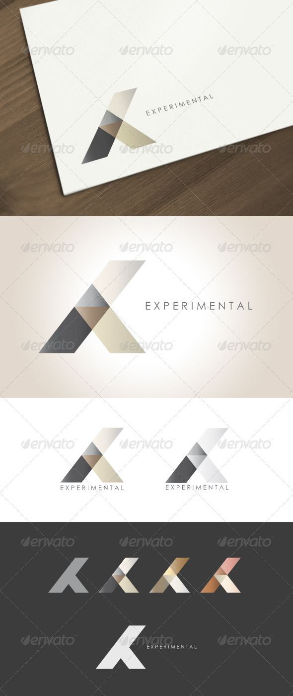 Experimental - Abstract Logo Templates
