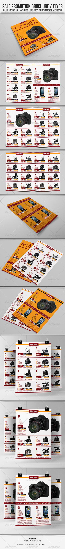 GraphicRiver Sale Promotion Brochure Flyer 6029327