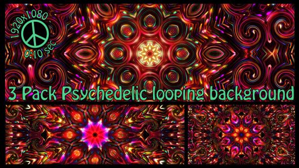 Psychedelic Kaleida