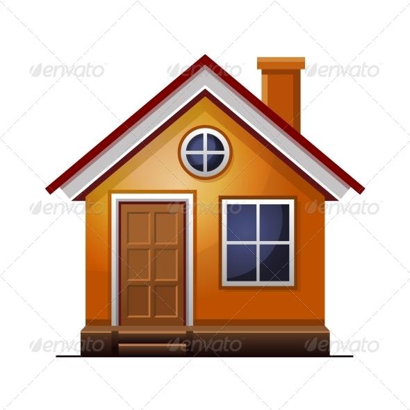 GraphicRiver House Icon 6030971