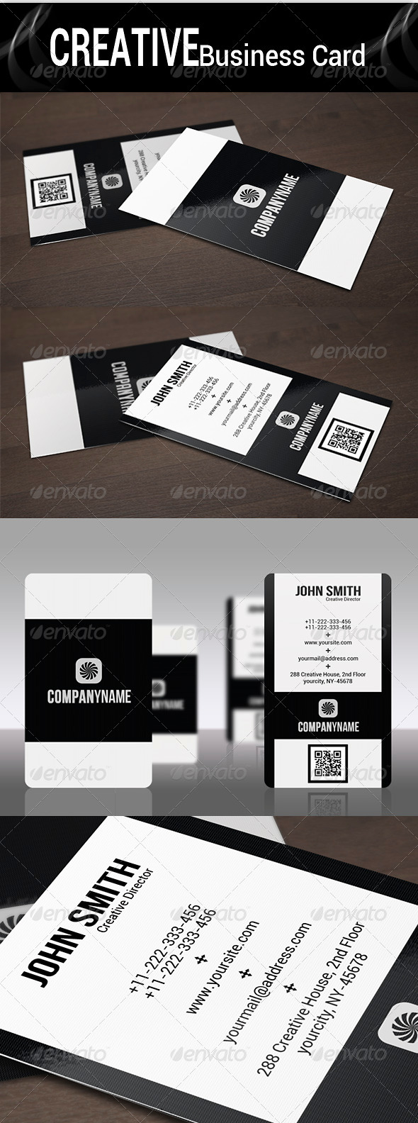 GraphicRiver Creative Business Card 6030976
