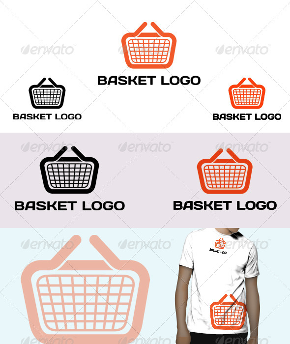 GraphicRiver Basket Logo 6031229